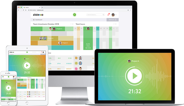 Track your business performance live | zistemo